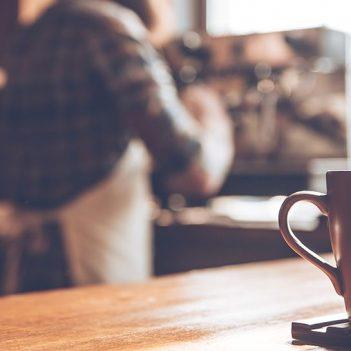 Speaty Press & Coffee Client