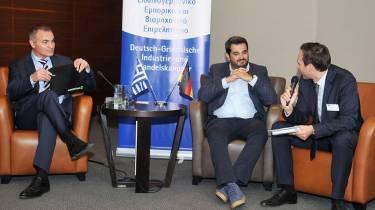 Economy 4.0 - Konferenz der Deutsch - Griechischen Industrie- und Handelskammer